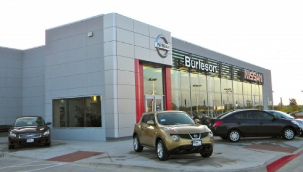 Nissan Of Burleson >> Burleson Nissan Harco Full Service General Contractors Arkansas
