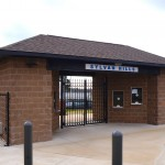 Sylvan Hills High School Stadium Entrance